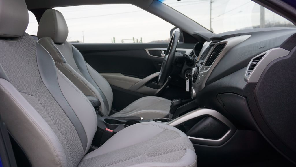 2012 HYUNDAI VELOSTER  for sale at Zombie Johns