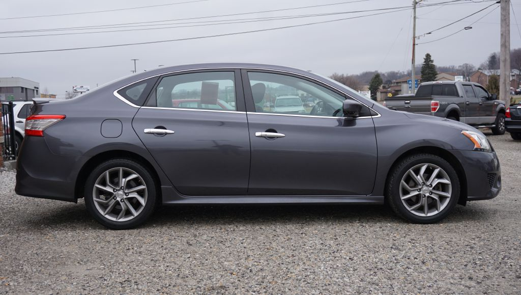 2013 NISSAN SENTRA S for sale at Zombie Johns