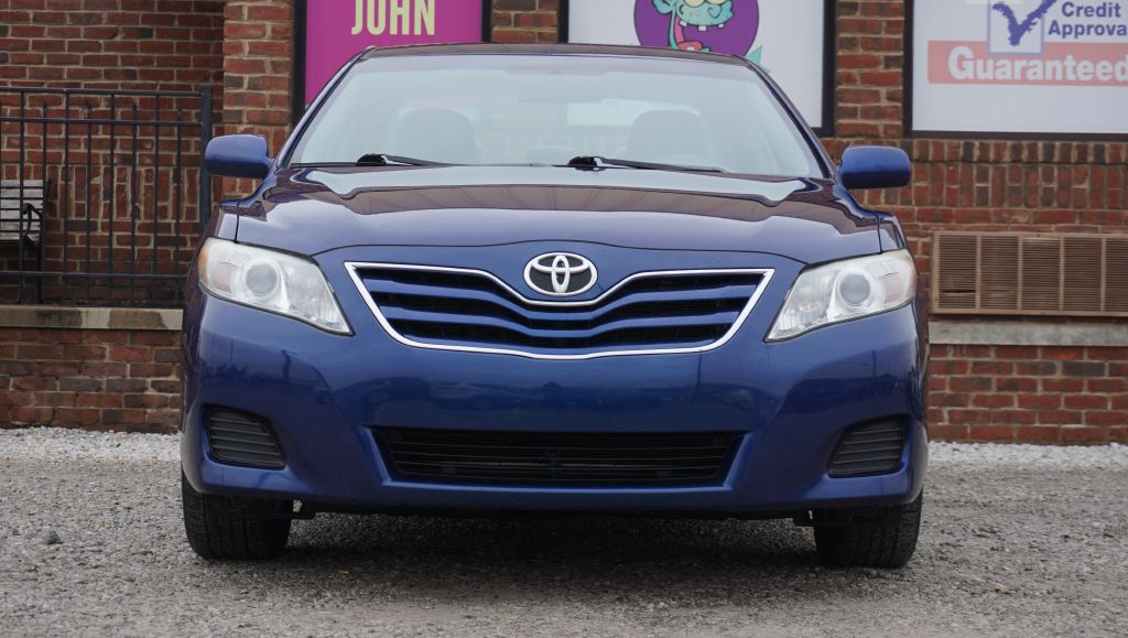 2011 TOYOTA CAMRY BASE for sale at Zombie Johns