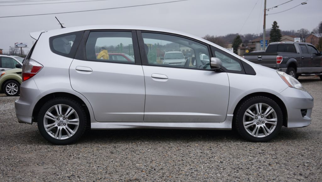 2011 HONDA FIT SPORT for sale at Zombie Johns