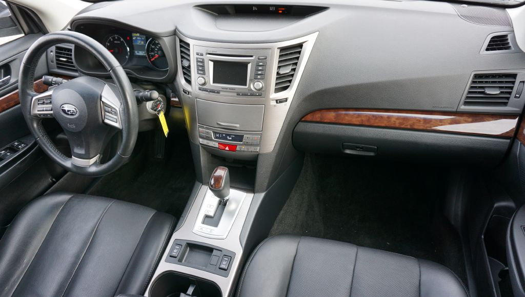 2013 SUBARU LEGACY 2.5I LIMITED for sale at Zombie Johns