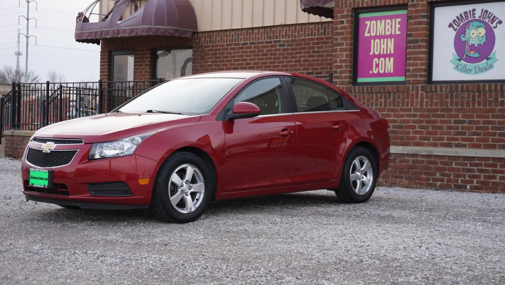 2013 CHEVROLET CRUZE LT for sale at Zombie Johns
