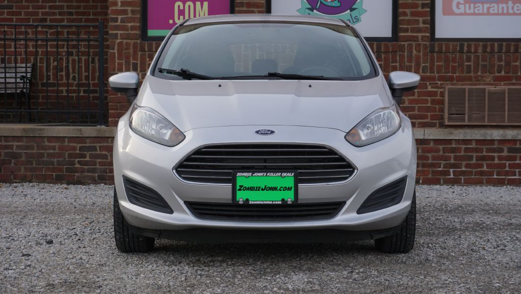 2015 FORD FIESTA S for sale at Zombie Johns
