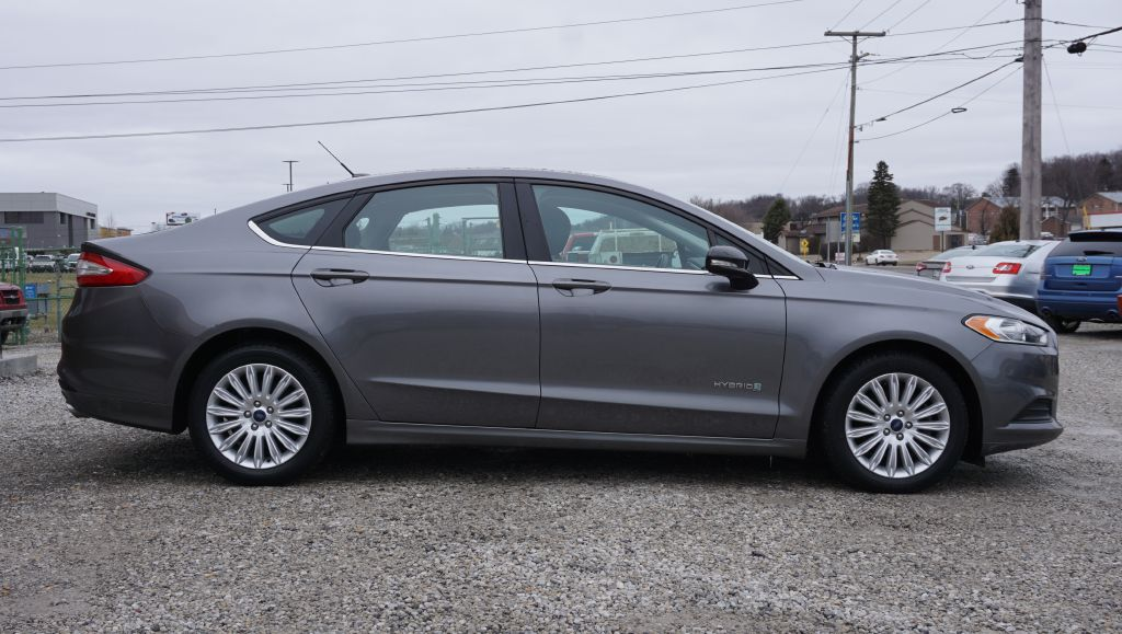 2014 FORD FUSION SE HYBRID for sale at Zombie Johns