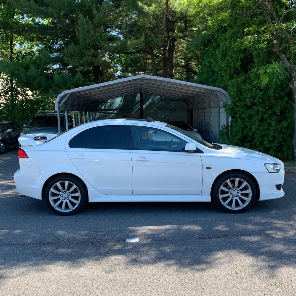 2010 MITSUBISHI LANCER GTS for sale at Zombie Johns