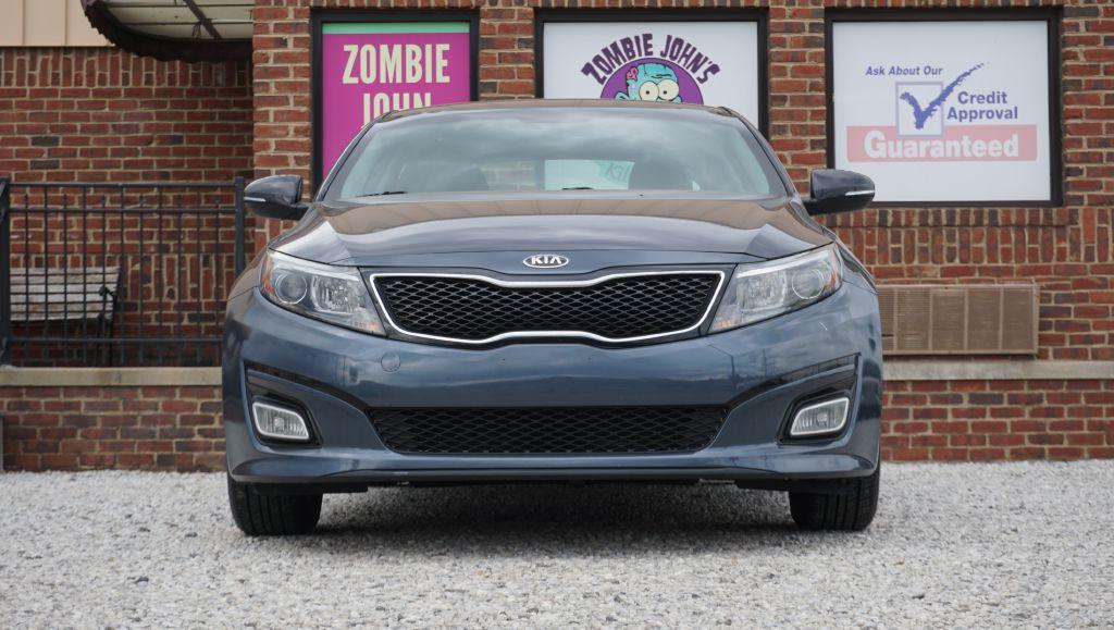 2015 KIA OPTIMA LX for sale at Zombie Johns