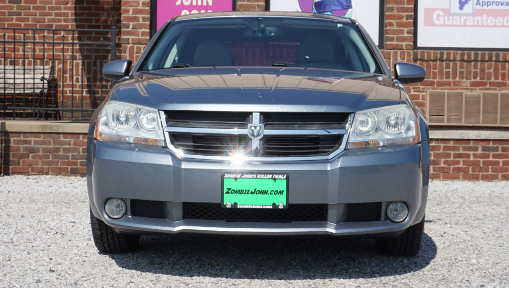 2009 DODGE AVENGER R/T for sale at Zombie Johns