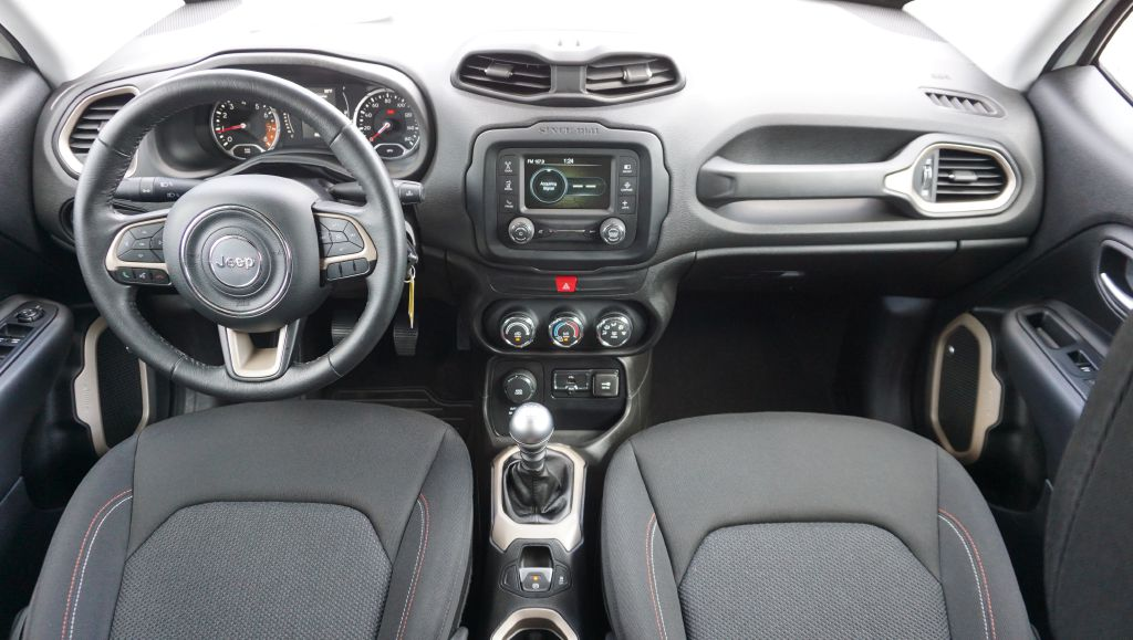 2016 JEEP RENEGADE LATITUDE for sale at Zombie Johns