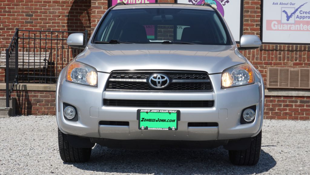 2012 TOYOTA RAV4 SPORT for sale at Zombie Johns