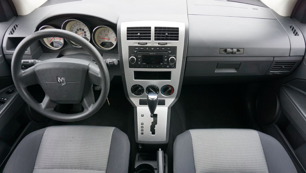 2009 DODGE CALIBER SXT for sale at Zombie Johns