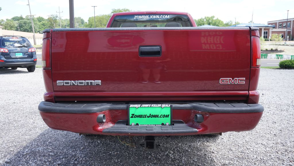2003 GMC SONOMA PU for sale at Zombie Johns