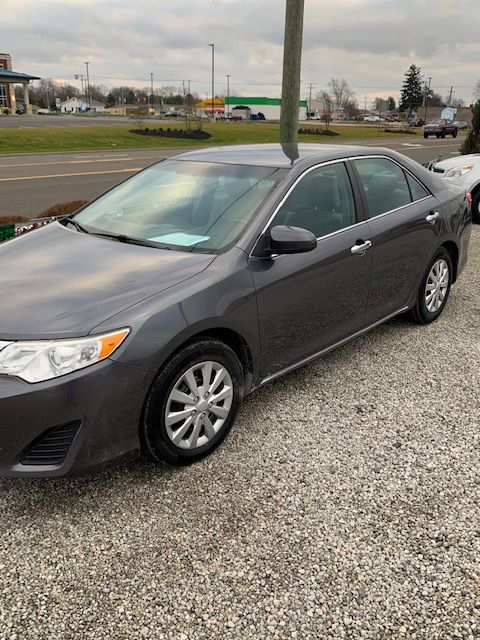 2014 TOYOTA CAMRY L for sale at Zombie Johns