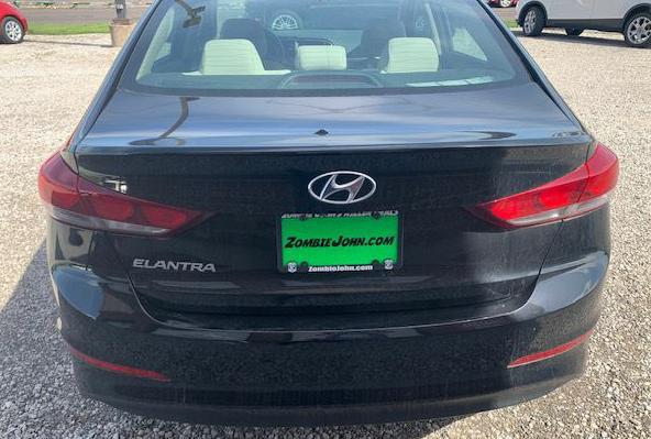 2018 HYUNDAI ELANTRA SEL for sale at Zombie Johns