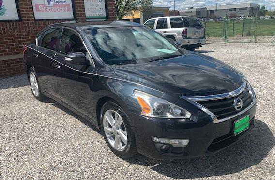 2013 NISSAN ALTIMA 2.5 SV for sale at Zombie Johns