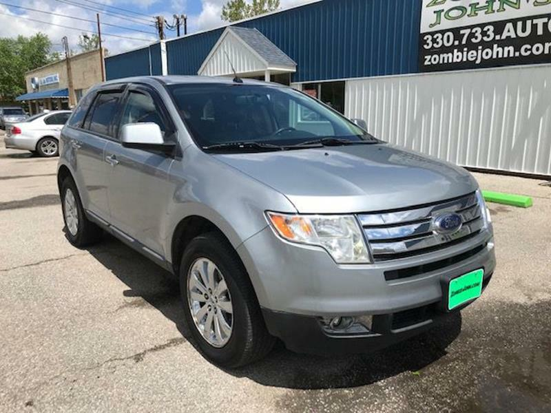 2007 FORD EDGE SEL Plus Crossover