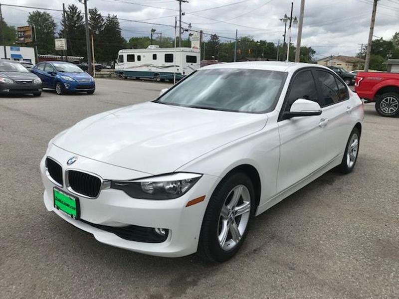 2014 BMW 3 SERIES 328i xDrive SUL for sale at Zombie Johns