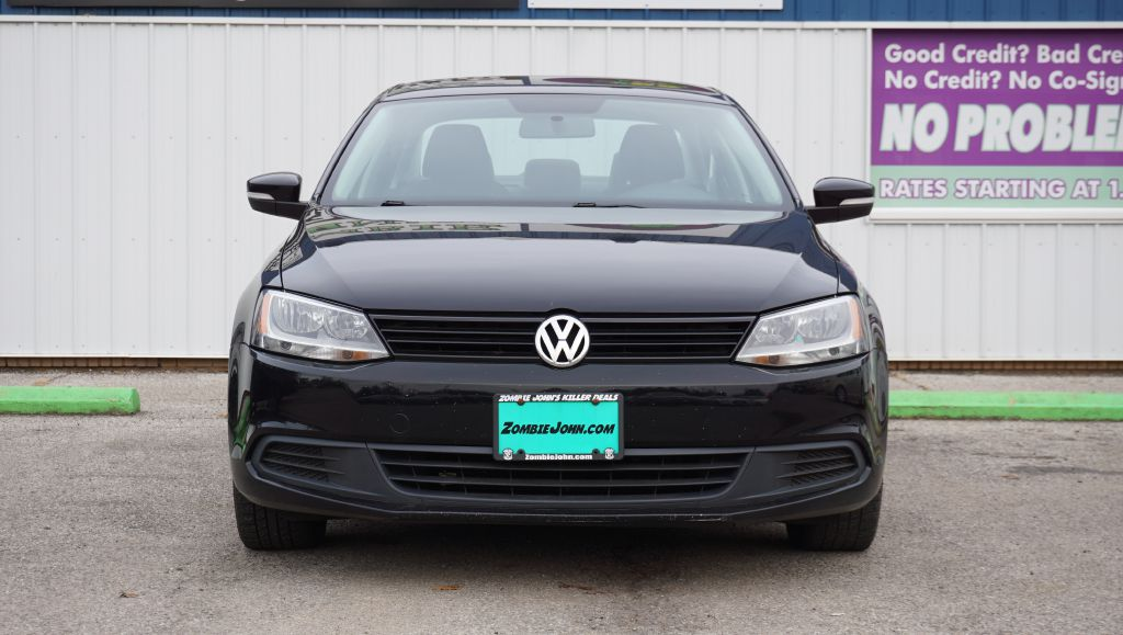 2012 VOLKSWAGEN JETTA SE for sale at Zombie Johns