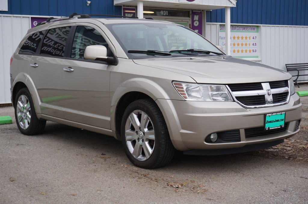 2009 DODGE JOURNEY R/T for sale at Zombie Johns