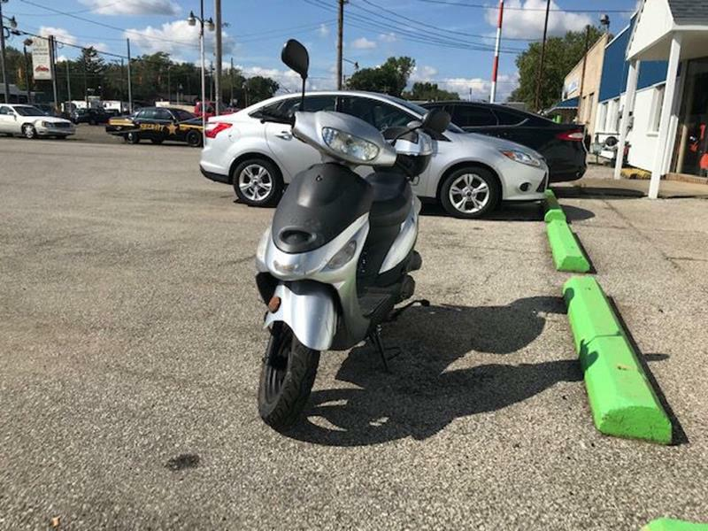 2018 TAO TAO ATM 50 SCOOTER for sale at Zombie Johns