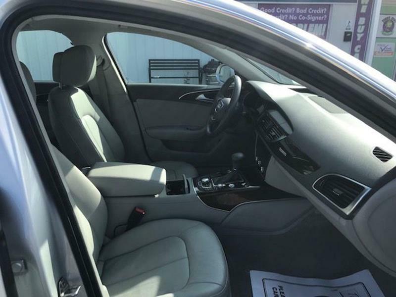 2012 AUDI A6 3.0T quattro Premium Plus for sale at Zombie Johns