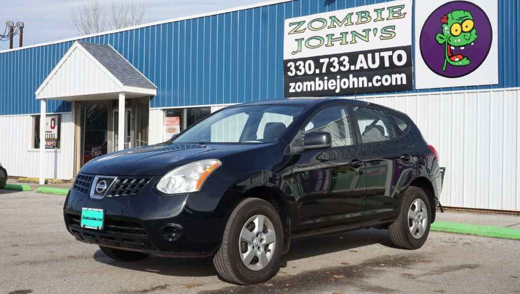 2008 NISSAN ROGUE S Crossover