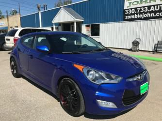 2012 HYUNDAI VELOSTER Base 3dr DCT