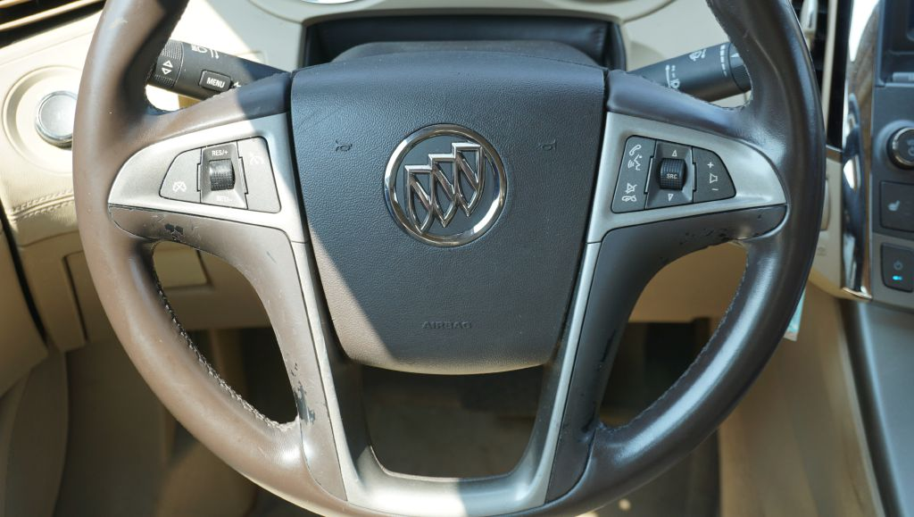 2010 BUICK LACROSSE CXL for sale at Zombie Johns