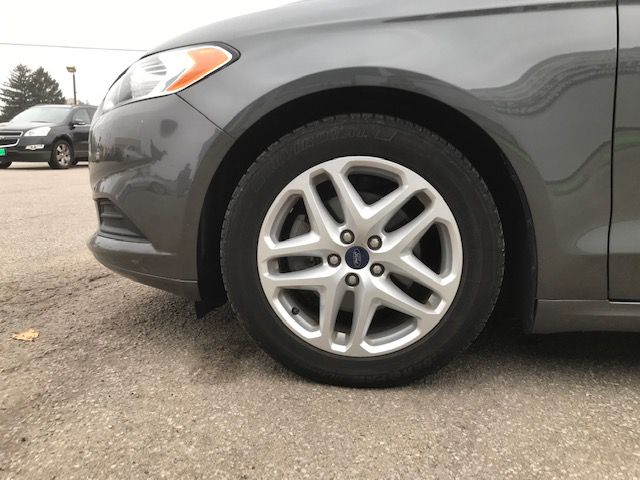 2016 FORD FUSION SE for sale at Zombie Johns