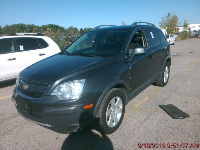 2012 CHEVROLET CAPTIVA SPORT for sale at Zombie Johns