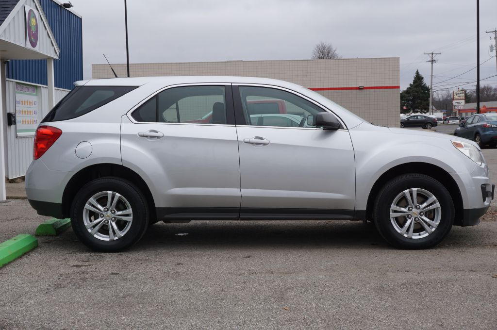 2011 CHEVROLET EQUINOX LS for sale at Zombie Johns
