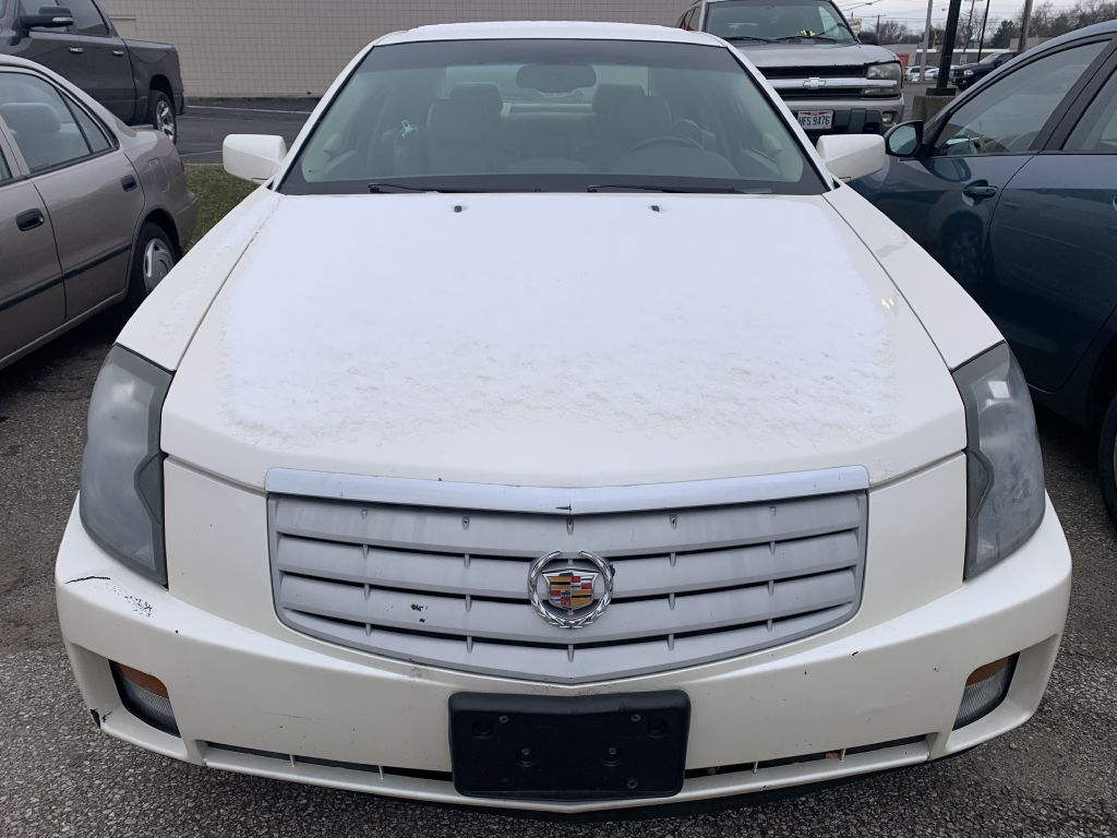 2007 CADILLAC CTS HI FEATURE V6 for sale at Zombie Johns