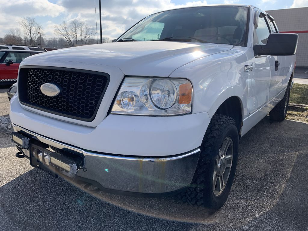 2006 FORD F150 EXT CAB