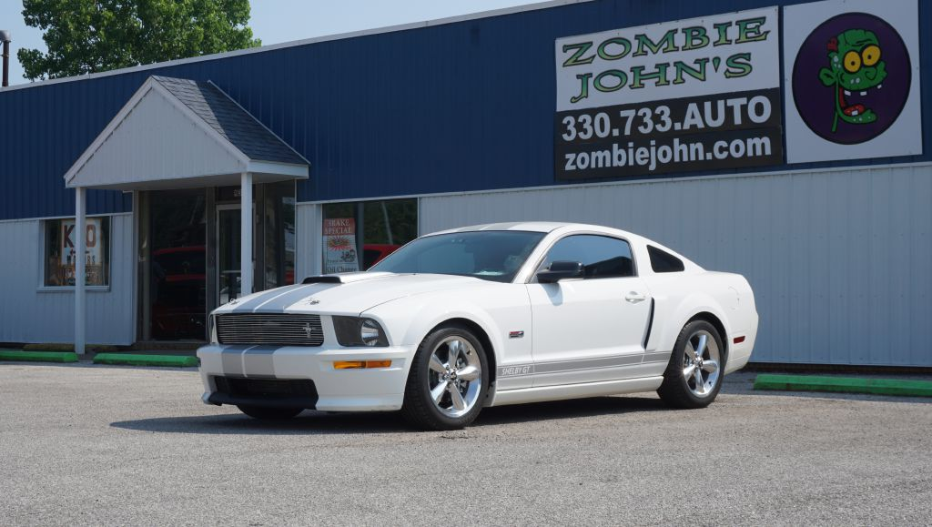 2007 FORD MUSTANG SHELBY GT for sale at Zombie Johns