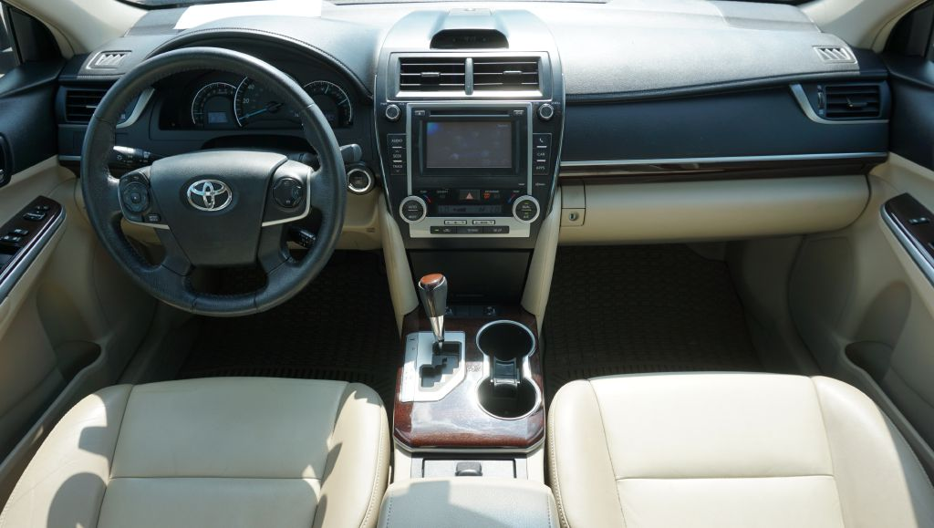 2012 TOYOTA CAMRY BASE for sale at Zombie Johns