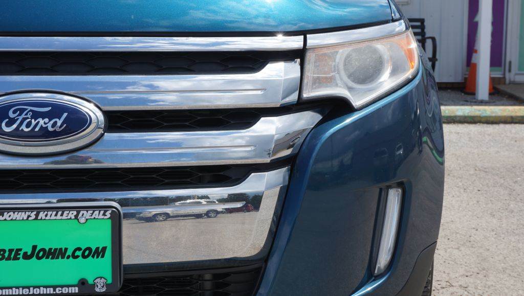 2011 FORD EDGE SEL for sale at Zombie Johns