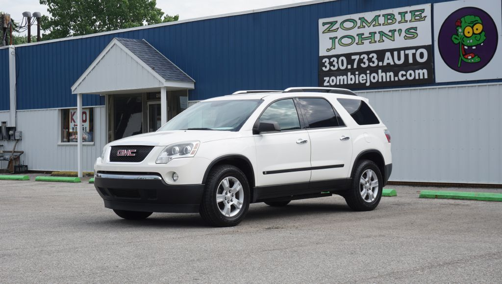 2009 GMC ACADIA SLE for sale at Zombie Johns
