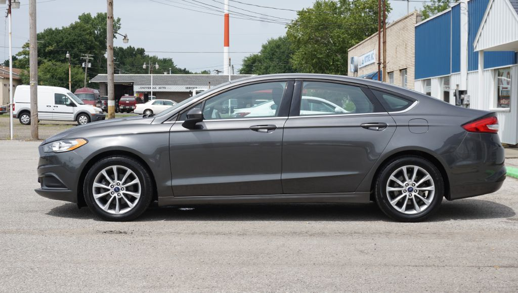 2017 FORD FUSION SE for sale at Zombie Johns