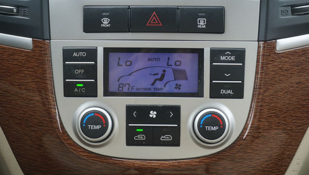 2008 HYUNDAI SANTA FE LIMITED EDITION FWD for sale at Zombie Johns