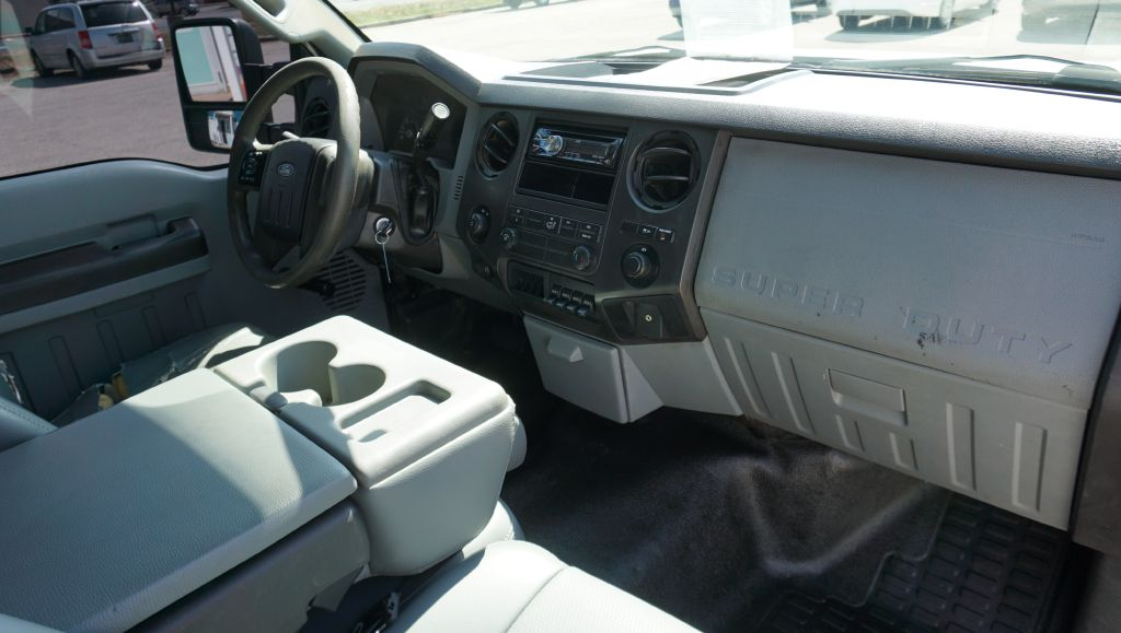 2011 FORD F250 SUPER DUTY for sale at Zombie Johns