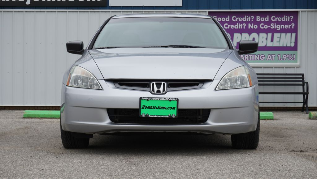 2003 HONDA ACCORD DX for sale at Zombie Johns