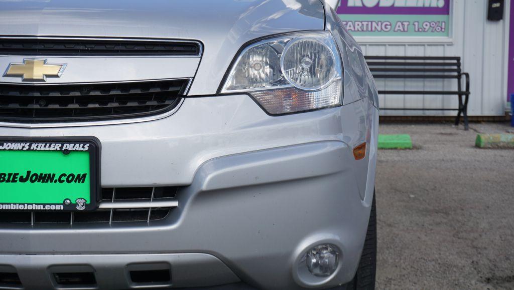 2014 CHEVROLET CAPTIVA LTZ FWD for sale at Zombie Johns