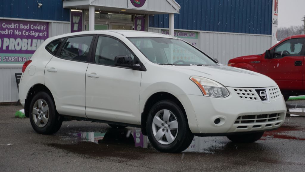 2009 NISSAN ROGUE S AWD S for sale at Zombie Johns