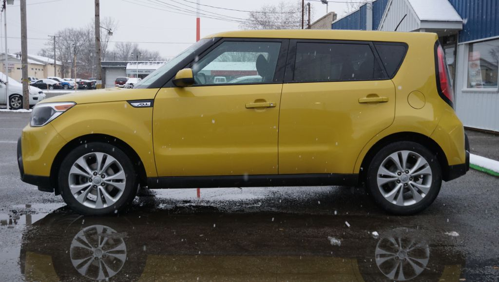 2015 KIA SOUL  for sale at Zombie Johns