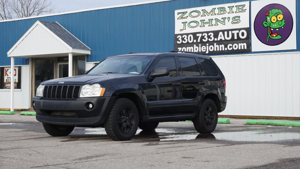 2006 JEEP GRAND CHEROKEE LAREDO 4*4