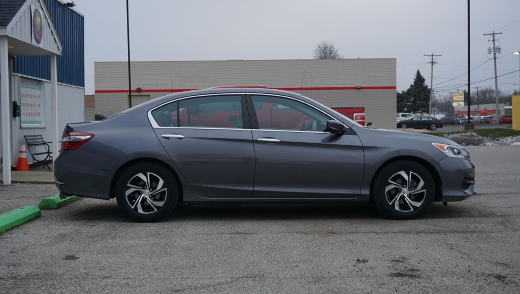 2017 HONDA ACCORD LX for sale at Zombie Johns