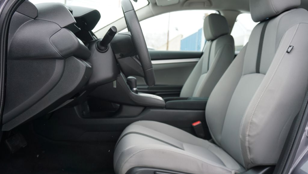 2016 HONDA CIVIC LX for sale at Zombie Johns