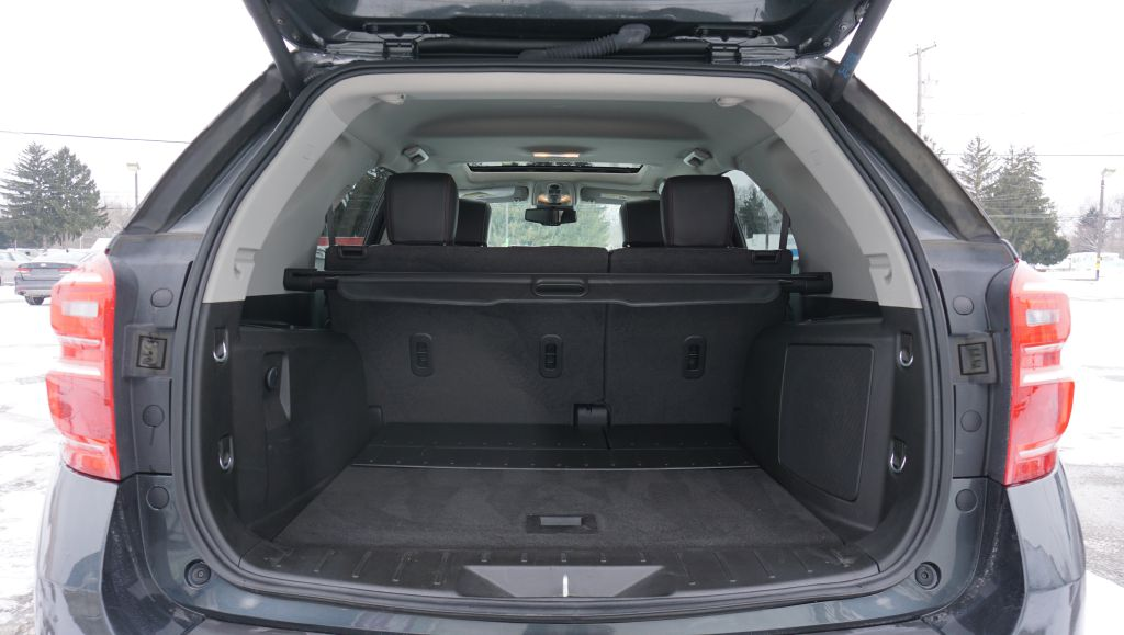 2017 CHEVROLET EQUINOX PREMIER LEATHER for sale at Zombie Johns