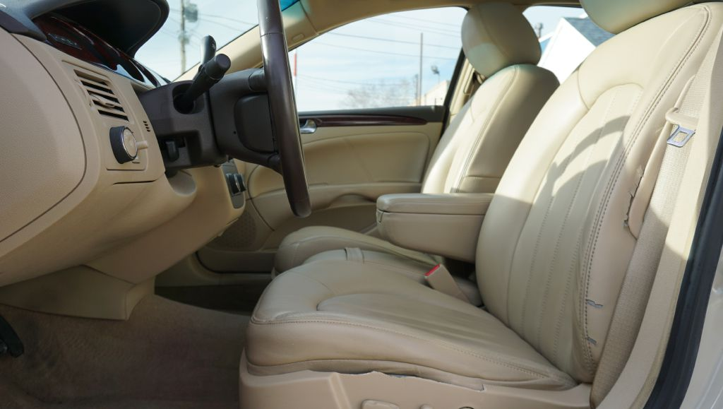2010 BUICK LUCERNE CXL for sale at Zombie Johns