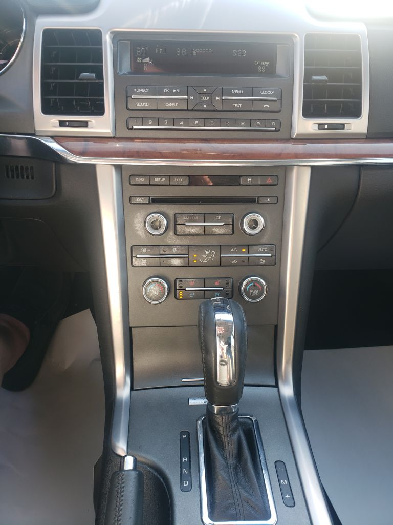 2010 LINCOLN MKZ MKZ for sale at Zombie Johns