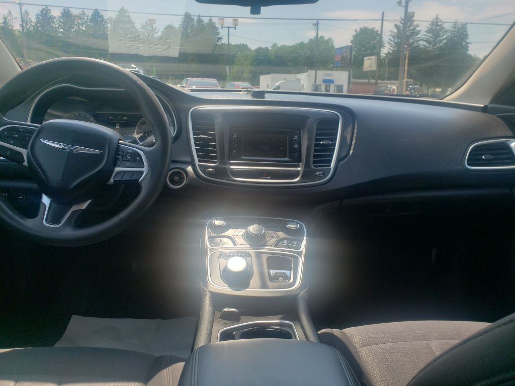 2015 CHRYSLER 200 LIMITED for sale at Zombie Johns